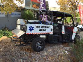 Polaris Ranger 900 Crew Emergency Response Vehicles